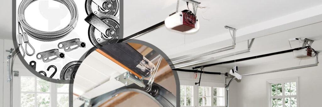 Garage Door Tracks Repair Coalinga